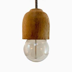 Lampada a sospensione Acorn di Joe Lyster per Lumo Lights