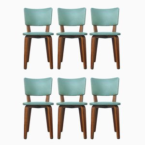 Vintage Dining Chairs by Cor Alons for Gouda Den Boer, Set of 6