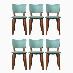 Vintage Esszimmerstühle von Cor Alons für Gouda Den Boer, 6er Set