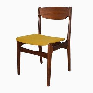 Vintage Teak Esszimmerstühle, 4er Set