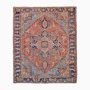 Großer antiker orientalischer Teppich