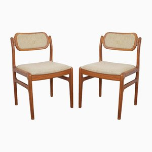 Dining Chairs by Johannes Andersen for Uldum Møbelfabrik, 1960s, Set of 2