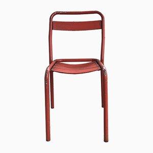 Industrielle Modell T1 Stühle von Xavier Pauchard für Tolix, 1950er, 17er Set
