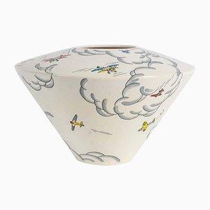 Vase Vintage par Claude Dumas pour Créations Dumas