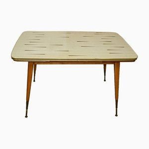Extendable & Height-Adjustable Coffee Table, 1960s