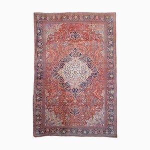 Großer antiker nahöstlicher Teppich