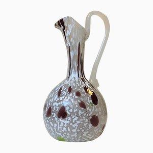 Vaso in vetro di Murano, anni '50
