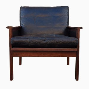 Capella Lounge Chair by Illum Wikkelsø for Niels Eilersen, 1960s