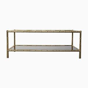 Table Basse à 2 Niveaux Vintage par Jacques Adnet