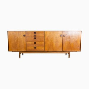 Rosewood and Teak Sideboard by Ib Kofod-Larsen, 1960s