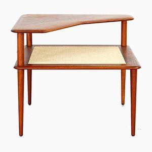 Table d'Appoint Minerva par Peter Hvidt & Orla Mølgaard Nielsen pour France & Daverkosen, 1960s
