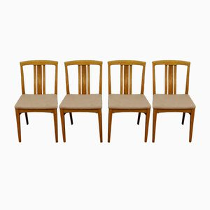 Vintage Chairs by Folke Ohlsson, Set of 4