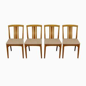 Vintage Stühle von Folke Ohlsson, 4er Set