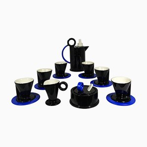 Memphis Coffee Set by Marco Zanini for Flavia, 1980s