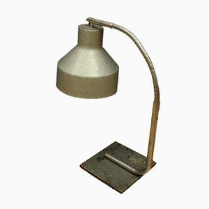 Lámpara de mesa industrial vintage