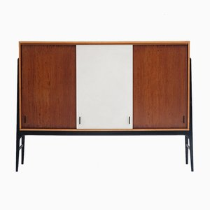 Mid-Century Highboard by Alfred Hendrickx for Belform