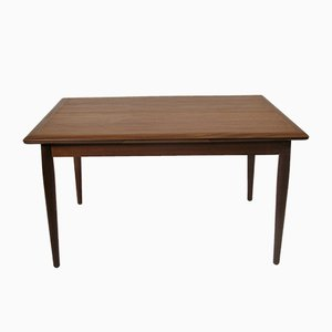 Teak Danish Dining Table, 1960s