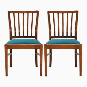 Akerblom Stühle von Habeo, 1950er, 2er Set