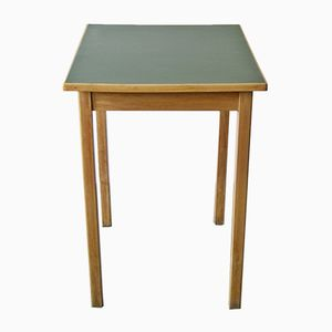 Tavolo piccolo in legno, anni '50