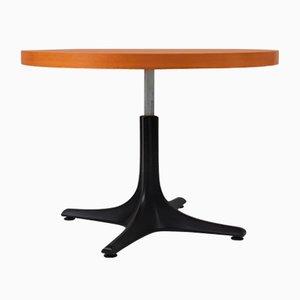 Table Ajustable Vintage en Bois et Plastique de Ilse Möbel