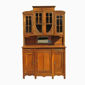 Oak Buffet, 1910s
