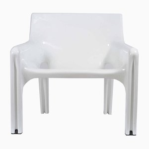 Vintage Vicario Chair by Vico Magistretti for Artemide