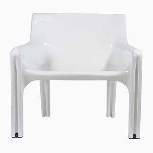 Vintage Vicario Chair von Vico Magistretti für Artemide