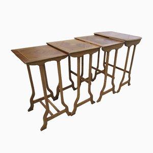 Tavolini ad incastro, anni '10