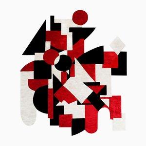 Tapis Ancient Visions Always Frezze par Assume Vivid Astro Focus pour Henzel Studio