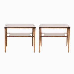 Tables d'Appoint Mid-Century par John Van Koert pour Drexel, 1960s, Set de 2