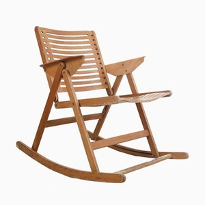 Rex Rocking Chair by Niko Kralj, 1960s