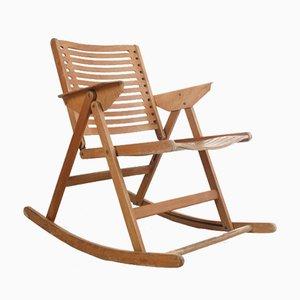 Rex Rocking Chair by Niko Kralj, 1960s