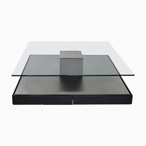 Large Model T147 Coffee Table by Marco Fantoni for Tecno, 1969