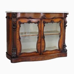 Antike viktorianische Kommode aus Palisander