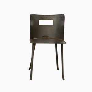 Industrial Chairs by Herreria El Lago, 1970s, Set of 2