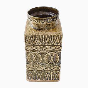Große deutsche Vase von Bay Keramik, 1970er