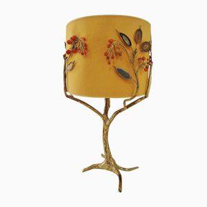 French Arbre Table Lamp by J.Duval Brasseur, 1970s