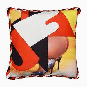 Funda para almohada Butt de AVAF para Henzel Studio, 2014