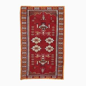 Mid-Century Moroccan Berber Carpet
