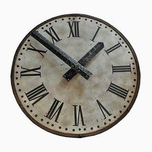Vintage Industrial Clock, 1930s