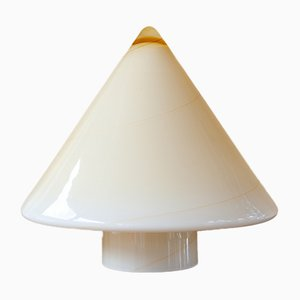 Murano Glass Table Lamp from De Majo, 1970s