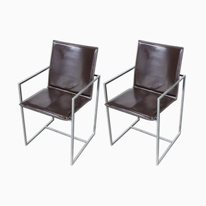 Italian Betta Dining Chairs from Arrben, 1990s, Set of 2