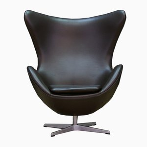 Model 3316 Egg Chair by Arne Jacobsen for Fritz Hansen, 1980s