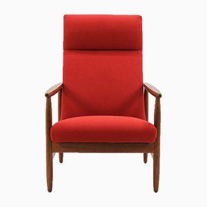 Vintage Armchair by Ejvind A. Johansson