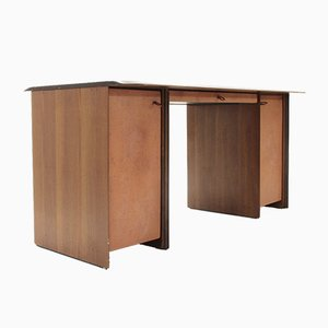 Artona Writing Desk by Afra and Tobia Scarpa for Max Alto, 1970s