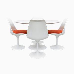 Mid-Century Tulip Esszimmer Set von Eero Saarinen für Knoll International,1978