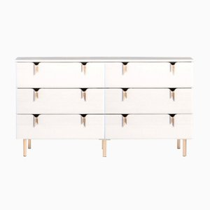 6 Drawer Dresser by Debra Folz