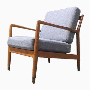 Schwedische Mid-Century Lehnstühle aus Teak von Folke Ohlsson für Dux, 1960er