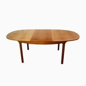 Ausziehbarer Esstisch aus Teak von Nathan, 1970er