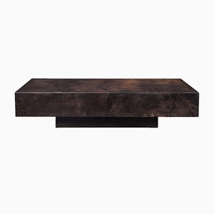 Table Basse Vintage par Aldo Tura